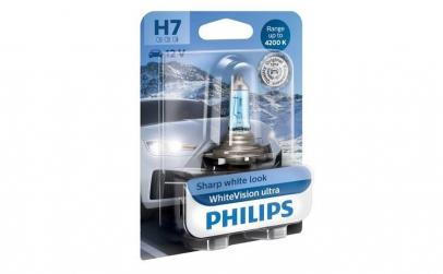 Philips H7 White Vision Ultra 4200K