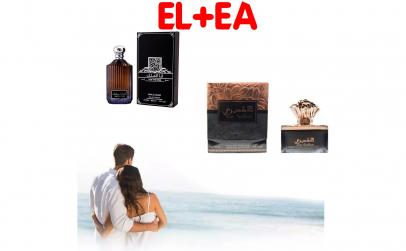 Set 2 parfumuri pentru el si ea