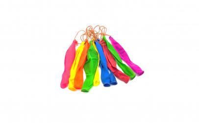 Set 10 baloane colorate