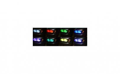 Angel Eyes RGB LED 16 culori cu