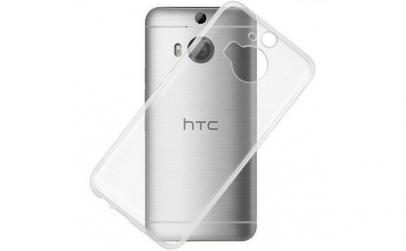 Husa HTC One M9 Flippy Tpu Transparent