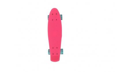 "Skateboard Retro Penny, Roz, 22"""