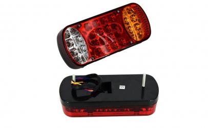 Lampa remorca cu LED-uri 12V