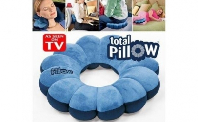 Perna modelabila Total Pillow