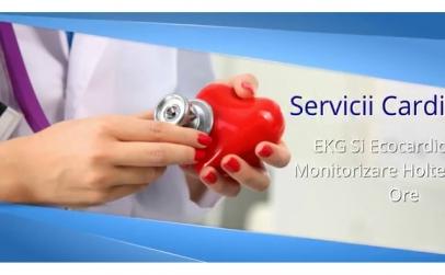 Monitorizare Holter EKG