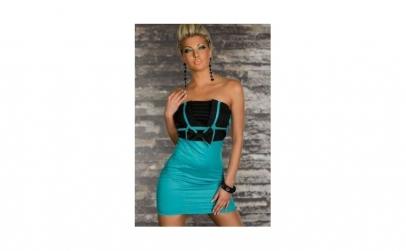 Rochie Marvelous Bow Blue