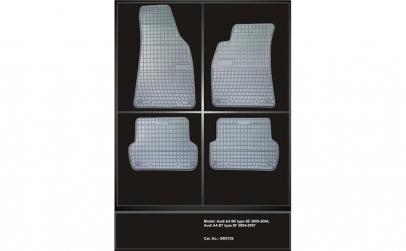 Covoare cauciuc SEAT EXEO 2008-> (