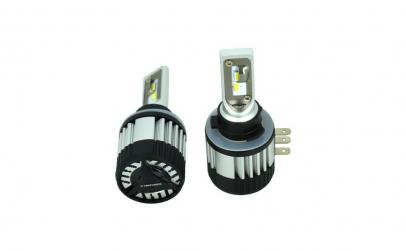 Set 2 becuri cu LED