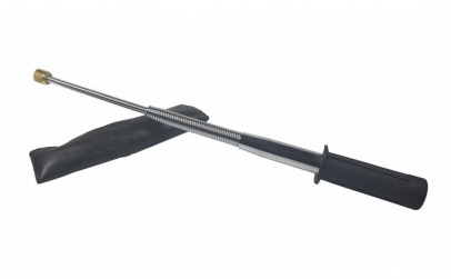 Baston telescopic flexibil maner