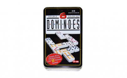 JOC Domino plastic + metal, 28