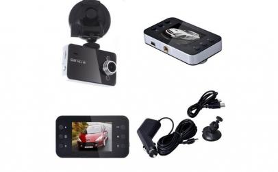 Camera Auto HD Blackbox K-6200, 1080p