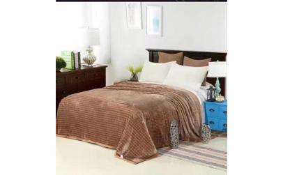 Patura Grofata Cocolino pentru pat Dublu