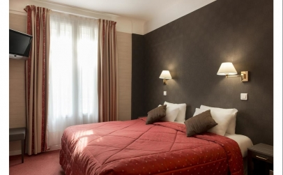 Hotel QUALITY ABACA MESSIDOR PARIS 15