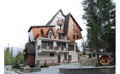 Villa Oblique Forest & Spa 5* - Sinaia