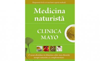 Mayo. Medicina naturista