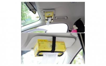 Suport pachet servetele auto