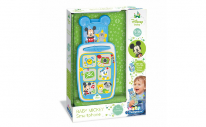 Jucarie interactiva Baby - Mickey Mouse