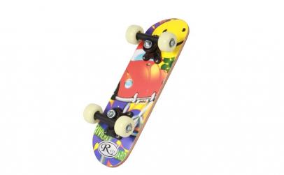 Skateboard copii RCO, 43 cm, HB2001 C
