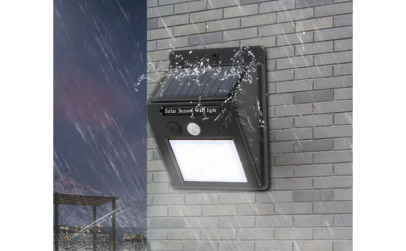 Set 5 lampi solare cu senzor de miscare