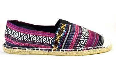 Espadrile barbatesti multicolor 2,