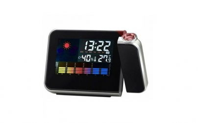 Ceas cu calendar, LCD, alarma si proiect