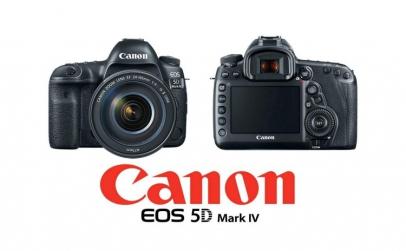 Camera foto Canon EOS 5D IV   obiectiv