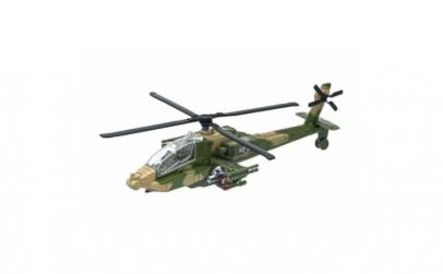 Elicopter de luptă cu sunet si lumina