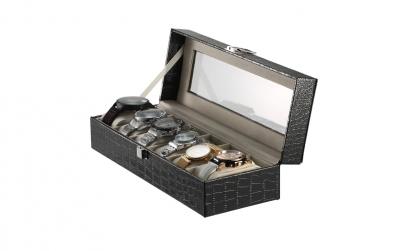 Cutie caseta eleganta pentru ceasuri