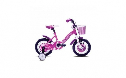 "Bicicleta CAPRIOLO Viola Girl 12"""