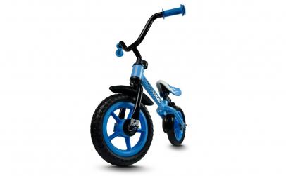 Bicicleta Fara Pedale Rocokids Albastru