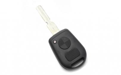 BMW - Carcasa cheie 2 butoane cu lama 4