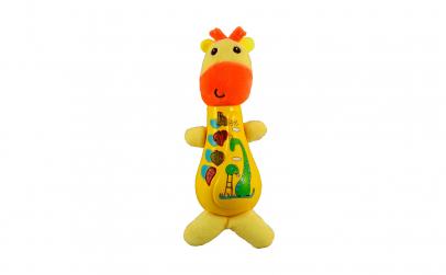Jucarie girafa cu muzica si lumini