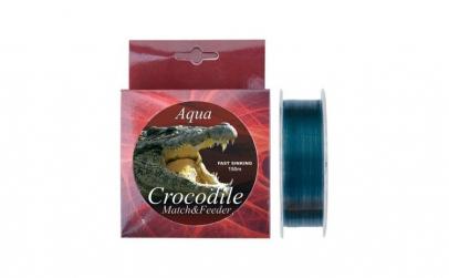 Nylon/fir monofilament Aqua Crocodile