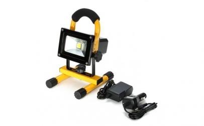 Proiector LED 10W portabil
