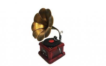 Gramofon decorativ, CY083D