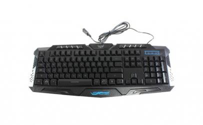Tastatura gaming Wireo M200, iluminata