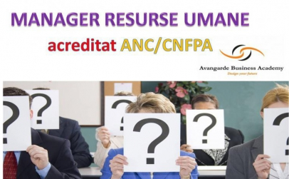 Curs Manager HR