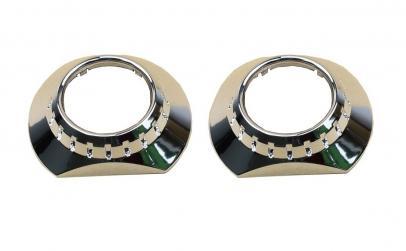 Set 2 ornamente pentru Lupe Bixenon Z111