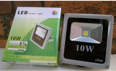 Proiector LED SMD 10W Economic Slim