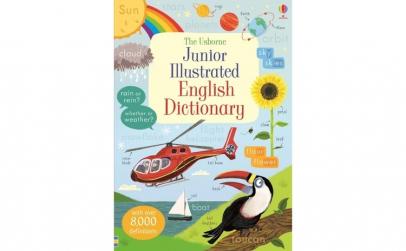 Dictionar englez ilustrat