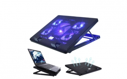 Suport Laptop cu Led