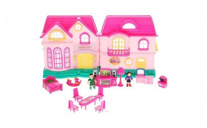 Set de joaca Casa pentru papusi