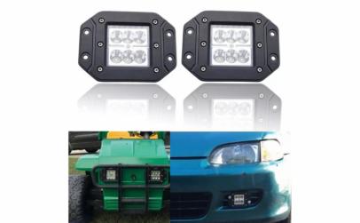 Set proiectoare LED auto