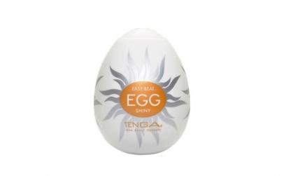 VAGIN Masturbator Egg Shiny