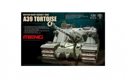 1:35 British A39 Tortoise Heavy Assault
