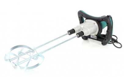 Mixer dublu electric mortar, adeziv,