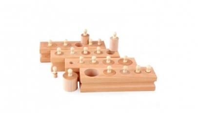 Set cilindrii pentru invatare dimensiuni