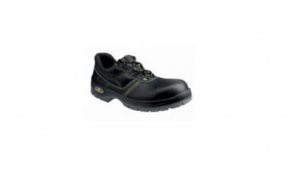Pantofi de protectie piele, cu bombeu