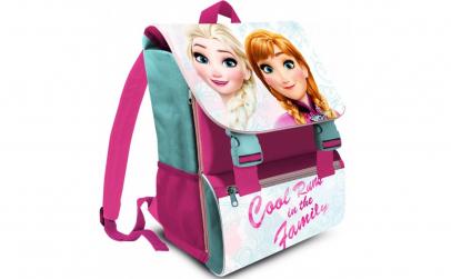 Ghiozdan pentru scoala ergonomic Frozen