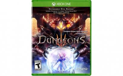 Joc Dungeons III Extreme Evil Edition